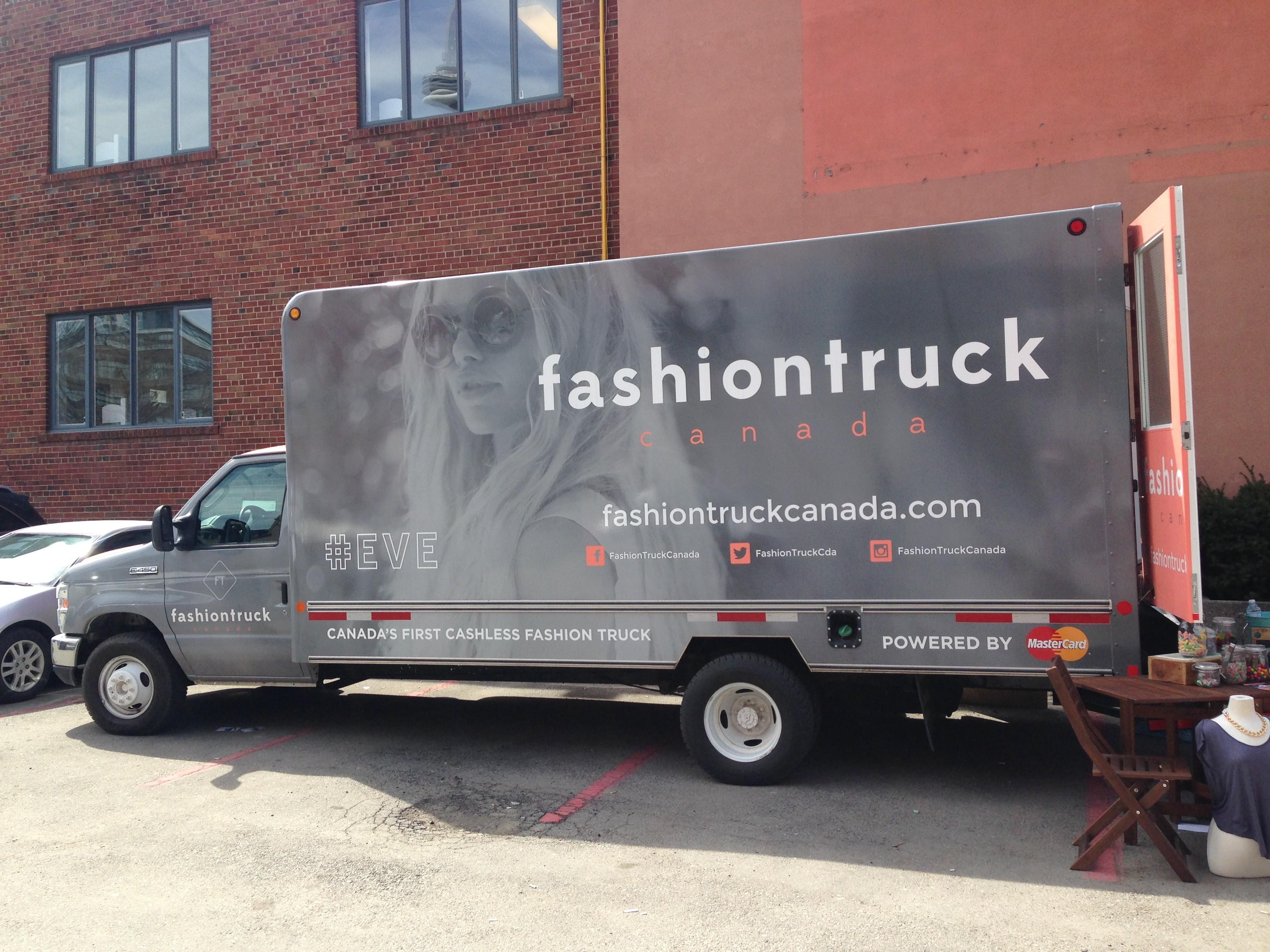 fashiontruck canada